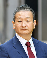 代表取締役 石坂 裕 ごあいさつ